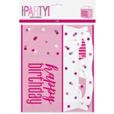 Pink Glitz Party Boxes